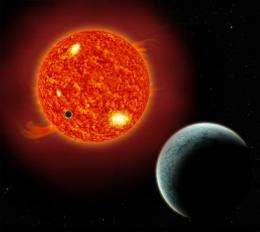 From the comfort of home, Web users may have found new planets