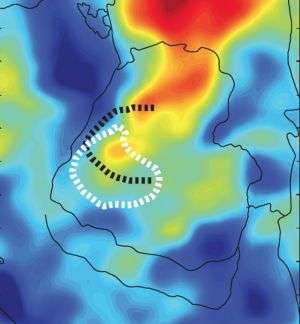 Geologists solve mystery of the Colorado Plateau