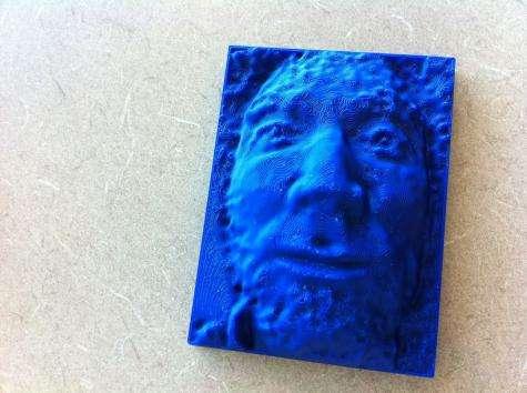 Scientist creates 3-D scanner iPhone app (w/ video)