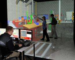 Iowa State's METaL lab develops multiple ways to experience virtual reality