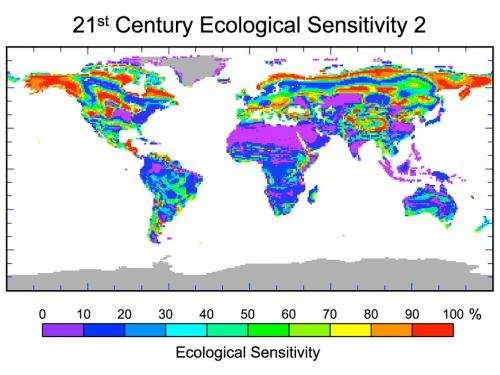 NASA: Climate Change May Bring Big Ecosystem Changes