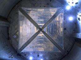 NASA to test new solar sail technology