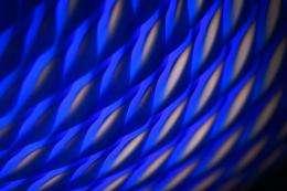 Neutron analysis reveals unique atom-scale behavior of 'cobalt blue'