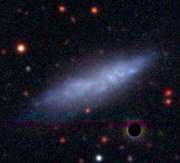 New insights into the 'hidden' galaxies of the universe