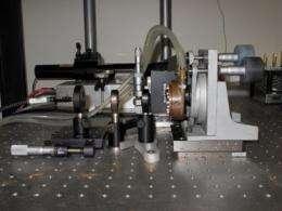 NRL scientists demonstrate a high-efficiency ceramic laser