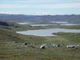 Rapid changes in Greenland climate last 5,000 years, study finds