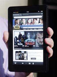 Research firm: Amazon sells $199 tablet at a loss (AP)