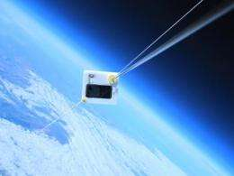 Scientists reach beyond the clouds with mobile phone app to explore the outer atmosphere