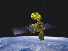 Hylas-1 ready for service