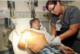 Commonly prescribed antibiotic may not work best against MRSA skin infections in children