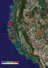 West coast radar network is world's largest