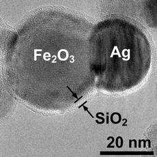 Nanosilver for therapy and diagnostics