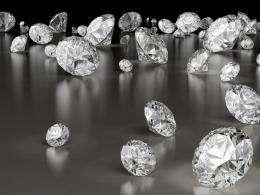How diamonds emerge from graphite