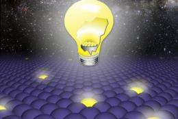 Researchers unravel the mystery of quantum dot blinking