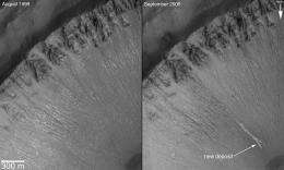 Are gas-formed gullies the norm on Mars?
