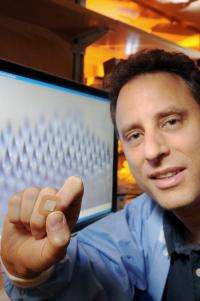 Grant funds feasibility study of microneedle patches for polio vaccination