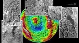 "Is vesta the ""smallest terrestrial planet?"""
