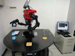 Researchers give robot ability to learn