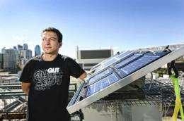 Solar-powered nano sensor targets gases more polluting than carbon