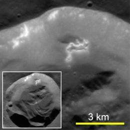 Strange hollows discovered on Mercury