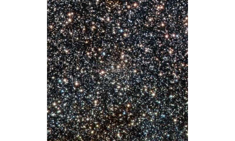VISTA finds new globular star clusters