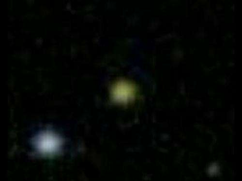 Astronomy without a telescope - Green peas
