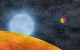 Astronomers discover planets that survived their star's expansion