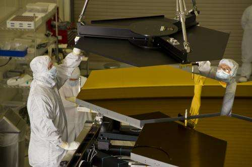 James Webb space telescope completes first round of cryogenic mirror test
