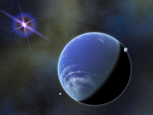 Record-breaking photo reveals a planet-sized object as cool as the Earth