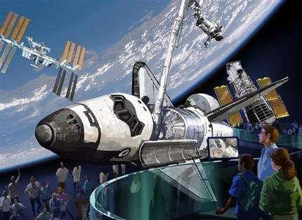 3-2-1-blastoff to space shuttles' last destination (AP)