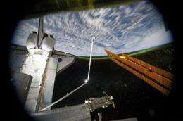 Space shuttle's science brought payoffs to Earth (AP)