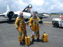 Q&A with MACPEX pilot Bill Rieke