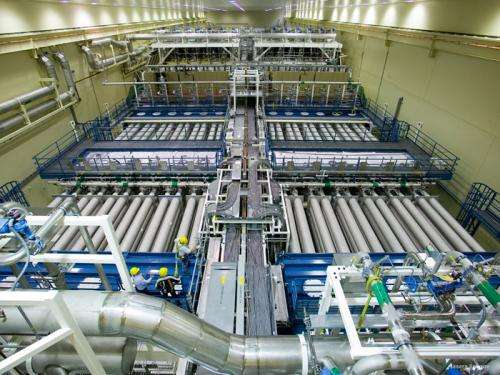 Researchers at NIF moving closer to fusion ignition point