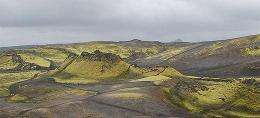 Acidic clouds from large-scale Icelandic volcanoes: a severe public health hazard