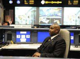 After shuttle lands, Mission Control to go quiet (AP)