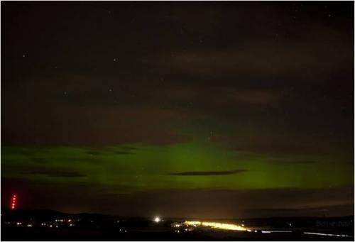 An easy guide to observing the Aurora
