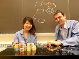 A new set of building blocks for simple synthesis of complex molecules