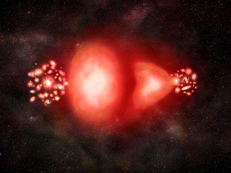Antigravity could replace dark energy as cause of universe's expansion