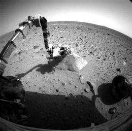 APNewsBreak: Rover Spirit mission all but over (AP)