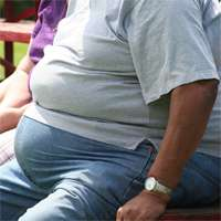 Apple shaped obesity as bad for heart as other obesity