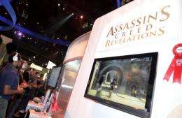 'Assassin's Creed: Revelations' is the last game centered on character Ezio Auditore