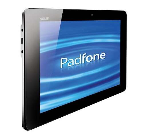 Asus shows off concept model of the semi-hybrid mobile device Padfone