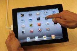 A TWCableTV application for viewing cable shows on iPads has been downloaded more than 360,000 times
