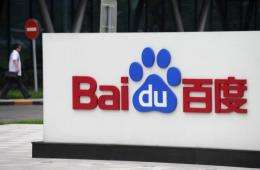 Baidu dominates the Chinese search market after Google retreated following a spat with Beijing