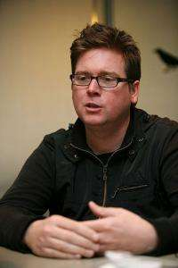Biz Stone, co-founder and creative director of Twitter
