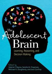 Book on teen brains can help improve decision making
