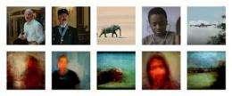 Brain scans let computer reconstruct movie scenes (AP)