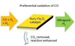 Catalysis: Soaking up the atmosphere