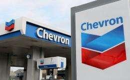 """Chevron said it had shut down a pipeline in the Gulf of Mexico to investigate a """"potential leak"""""""