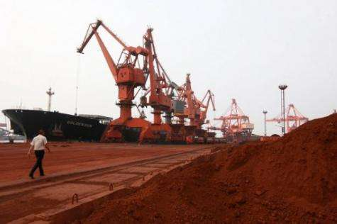 China produces more than 95 percent of the world's rare earths